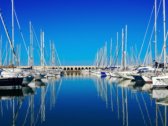 In un fantastico Marina